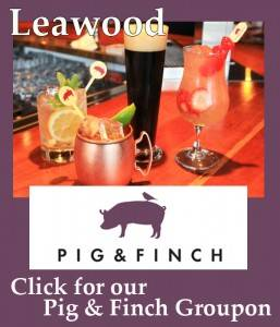 Pig & Finch Leawood Groupon