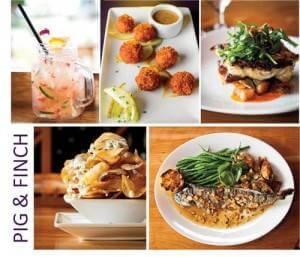 Omaha Fine Dining - Pig & Finch
