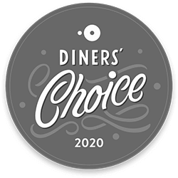 Winner Diner's Choice 2018