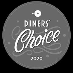 Winner Diner's Choice 2018
