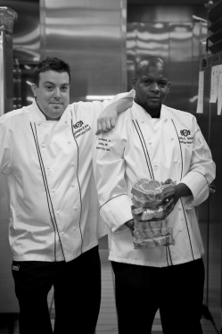 Chris Dennis - 801 Chophouse St. Louis & John Smith - Pig & Finch Leawood